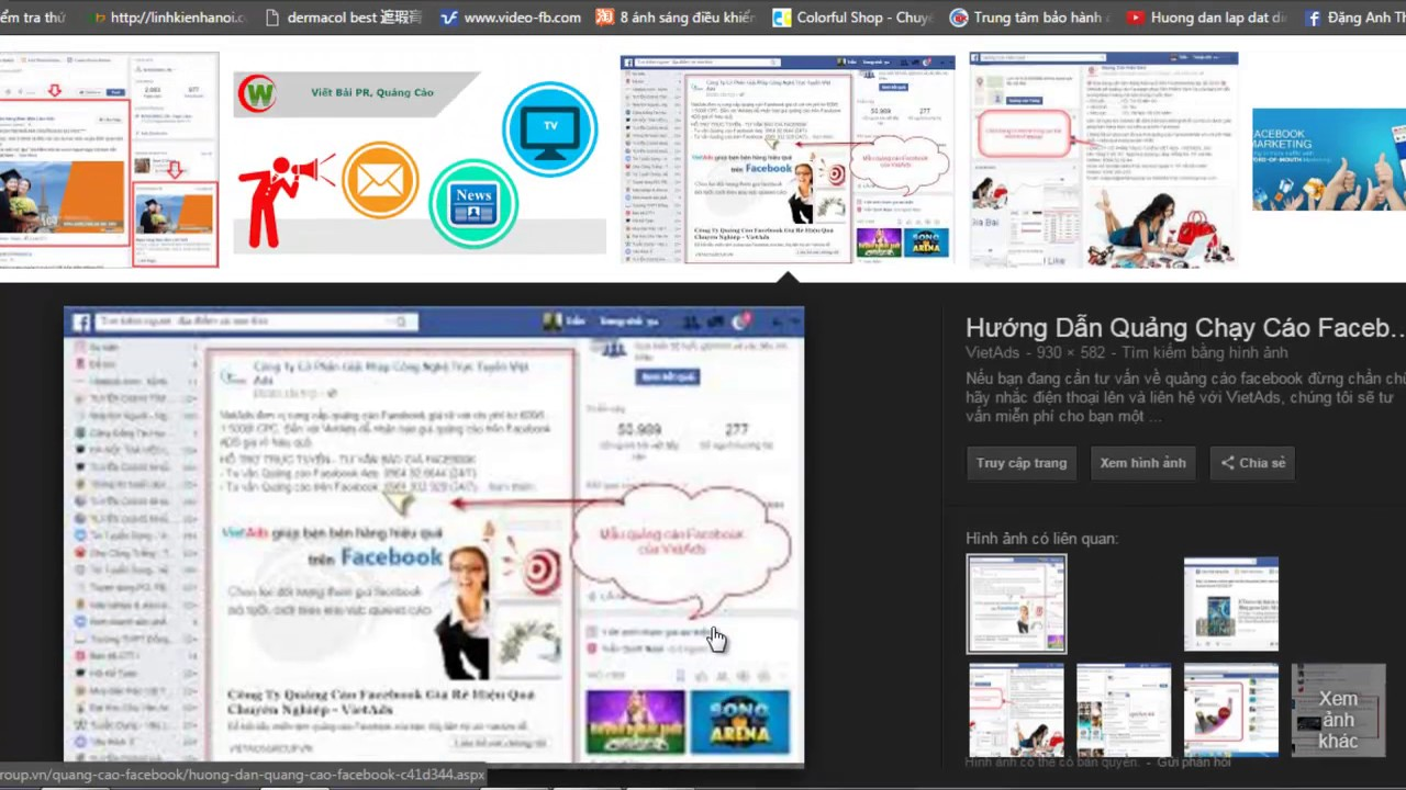 Hướng dẫn tối ưu chạy quảng cáo trên FaceBook