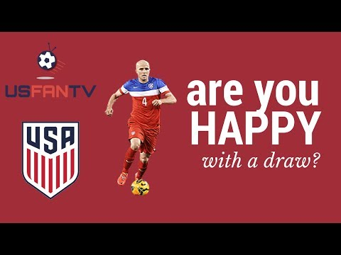 USfanTV Live: Should we be happy with a draw at Azteca?