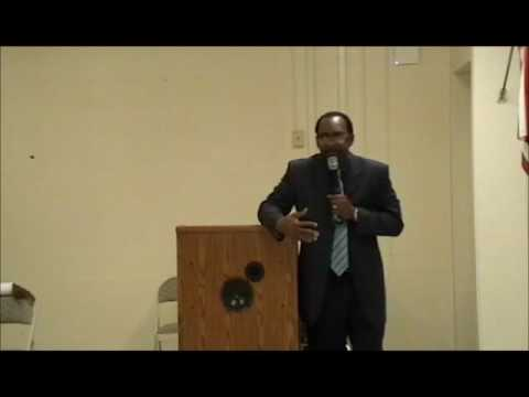A Changed Life/Bishop Gerald Banks.Sr Bible Church of God West Palm Beach