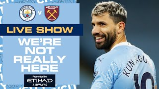 MAN CITY V WEST HAM | PREMIER LEAGUE | WNRH LIVE SHOW BUILD UP