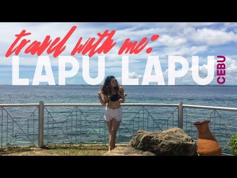 Travel With Me: A Day In Lapu-Lapu, Cebu   Vlog 01   DSVR