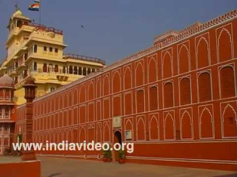 Jaipur's City Palace at Rajasthan
