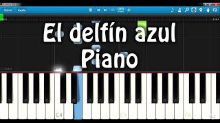 El delfin azul piano Piano Cover