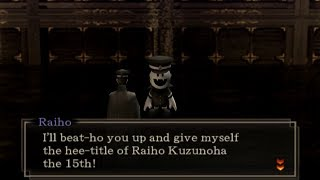 Shin Megami Tensei Devil Summoner 2 Raidou Kuzunoha vs King Abaddon Boss Jack Frost Raiho [KING]