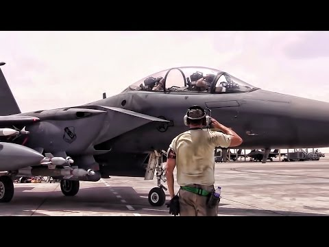 U.S. Military Aircraft Operations • Southwest Asia 2016