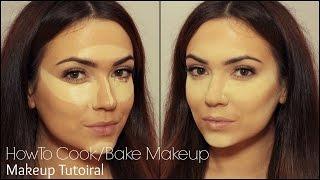 How To Cook/Bake Cream Or Liquid | Makeup Tutorial
