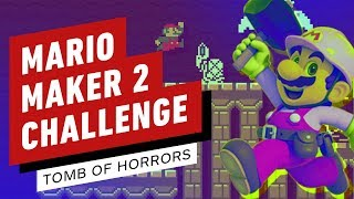 Super Mario Maker 2 Challenge: Brendan (Not Fraser)'s The Mummy