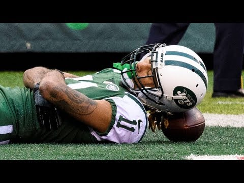 Robby Anderson 2017-18 Highlights || HD