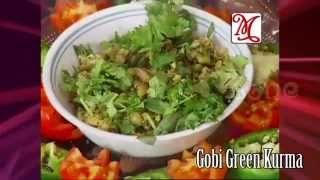 gobi green kurma Thumbnail