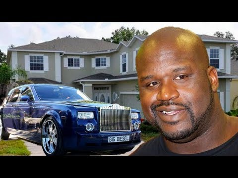 10 EXPENSIVE THINGS OWNED BY Shaquille...