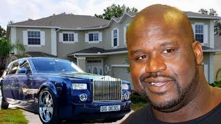 10 MOST EXPENSIVE THINGS OWNED BY MILLIONAIRE Basketball superstar Shaquille O'Neal
