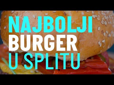 Najbolji burger u