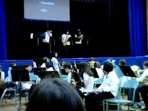 Willowdale Middle School Arts Night 2011 - Rio