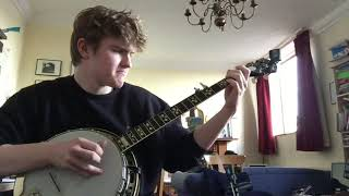 chris thiles jessamyns reel james henry (banjo)