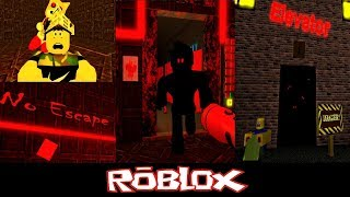 🤡👻Creepy Elevator👻🤡 By FoxiRocket2009 [Roblox]