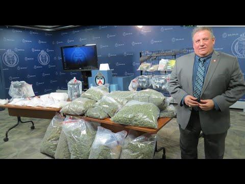 Project Springfield-Toronto Police Drug Squad