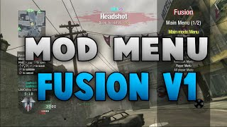 [PS3/BO1/1.13] Fusion v1 Mod Menu By Enstone for CEX+DEX