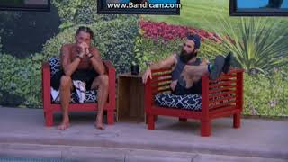 BB19- PAUL TALKS ABOUT ATTITUDES OUTSIDE HOUSE
