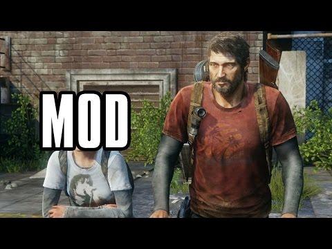 Ellie's Shirt For Joel Mod (TLOU)