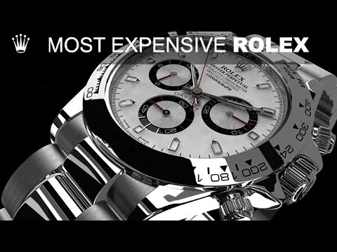 Thumbnail: Top 10 Most Expensive Rolex Watches
