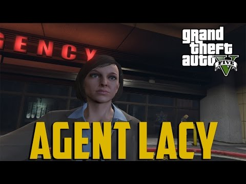 LSPD FR - Agent Lacy