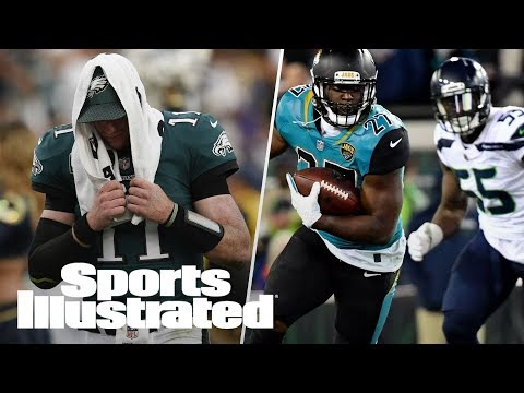 Should Seahawks Players Have Been Suspended? Eagles After Carson Wentz | LIVE | Sports Illustrated