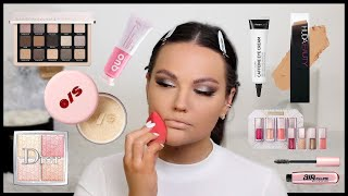 Download lagu FULL FACE TRYING NEW HYPED MAKEUP