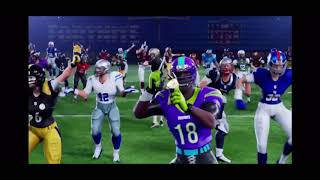 New NFL Skins In Fortnite Look For Number 45 New Dance
