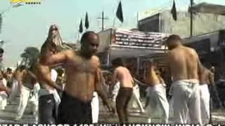 MANZAR-E-ASHOOR 10 Moharram 1435 Hijri 15th November 2013 Lucknow. India