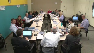 Distance Learning and Educational Innovation Subcommittee - January 18, 2019, Afternoon session