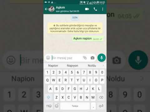 Gözyaşlarına boğan ayrılık mesajı/ whatsapp / instegram beni takip etmeyi unutmayın @hasann_ugurelli