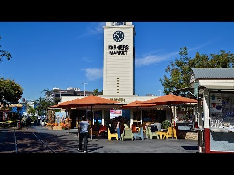The Original Farmers Market, Los Angeles