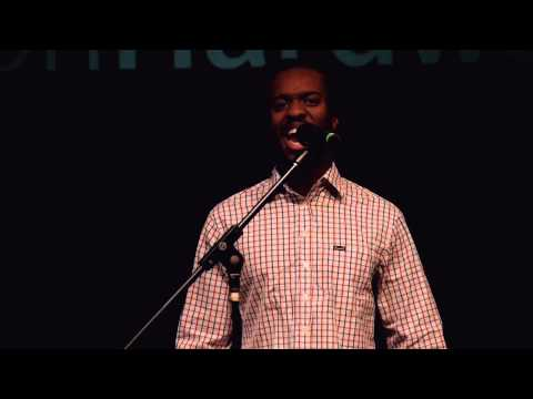 Her Tears - Her Strength: Jjvon Hardware at TEDxAllendaleColumbiaSchool
