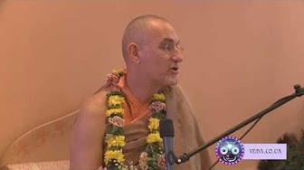 Шримад Бхагаватам 2.9.21 - Бхакти Видья Пурна Свами