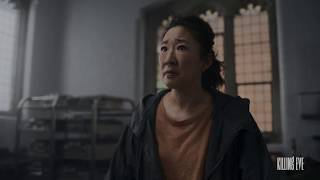 Questions | Killing Eve Sunday at 8pm | BBC America
