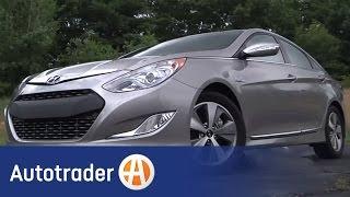 2012 Hyundai Sonata Hybrid - AutoTrader New Car Review