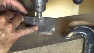 como fazer brocas grandes p\ furar madeira thumbnail
