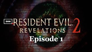 Resident Evil: Revelations 2 Episode 1 PS4 Longplay 1080p/60fps Walkthrough No Commentary
