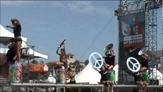 US Open Of Surfing 2011 - Video By Sky