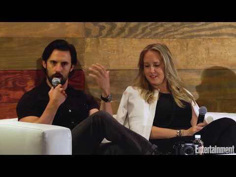 Milo Ventimiglia's ATX Panel (Full Video)