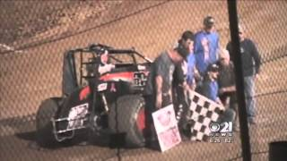 Montieth, Hershey win on Outlaws tune-up night