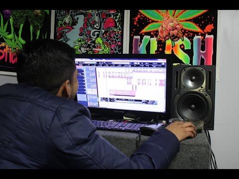 Loud House Music Studio VLog 3 Jdot Recording Session