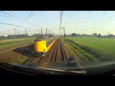 CABVIEW HOLLAND Eindhoven - Den Bosch ICM 2015