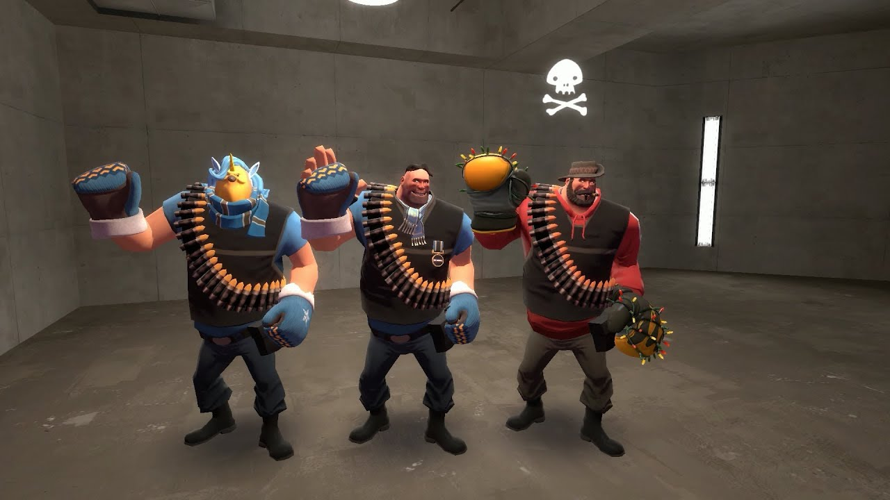 [TF2] Friendly Heavy Adventures - YouTube