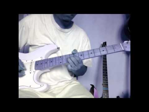 Sarawak Ibu Pertiwiku cover gitar karan