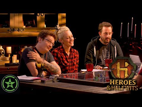 Heroes & Halfwits: The Tomb of Horrors - Chapter 5: What Emerges in the Dark