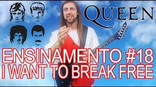 Baixar ENSINAMENTOS DE JESUS #18 - I WANT TO BREAK FREE - QUEEN