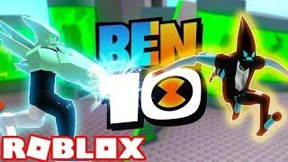 *UPDATE* NEUE ALIEN-FÄHIGKEITEN in NEW BEN 10 GAME! (Roblox Ben 10 Revamp)