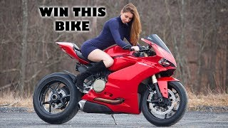 Buying a Brand New 1299 Ducati Panigale!!!