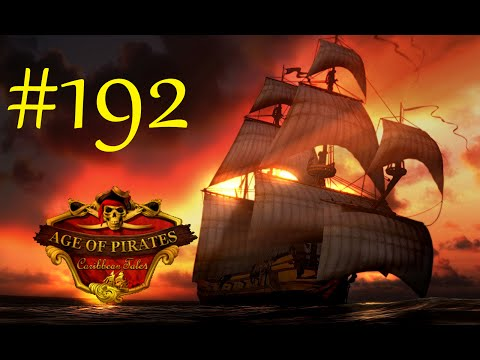 Age of Pirates Caribbean Tales #192 Ein Schiff //Let's Play [GER][HD][4K]